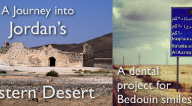 A journey into Jordan's Eastern Desert